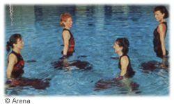aqua-stretching