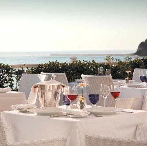 terrasse Grand Hôtel Thalasso & Spa