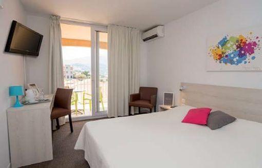 Thalacap Catalogne chambre 2