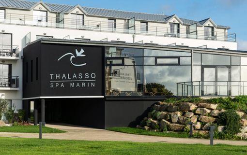 Thalasso Concarneau accueil