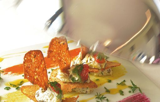 Thalasso Concarneau restaurant