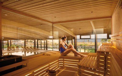 Thalasso Concarneau Sauna