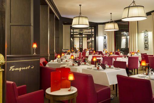 Thalasso & Spa Barrière La Baule restaurant