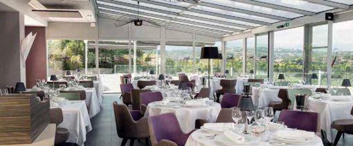 Thalazur antibes restaurant