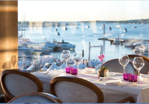 Thermes marins de Cannes restaurant