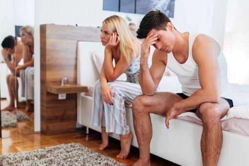 Trop de stress tue le sexe