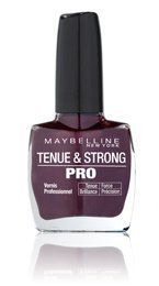 Vernis Amped Ruby, Gemey Maybelline