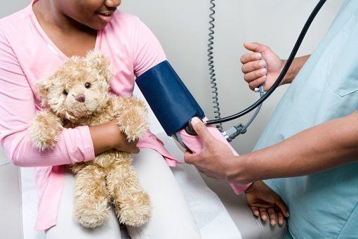 Hypertension artérielle enfant