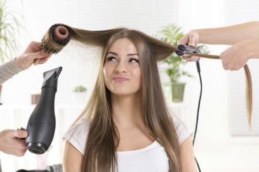 lissage cheveux art