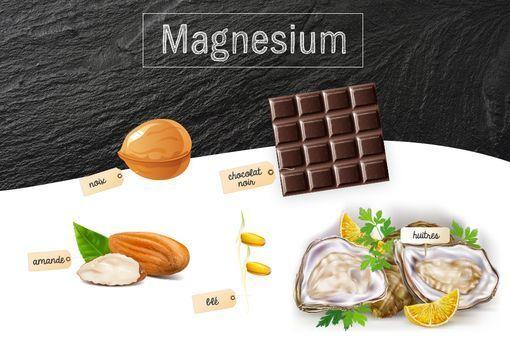manque fer et magnesium