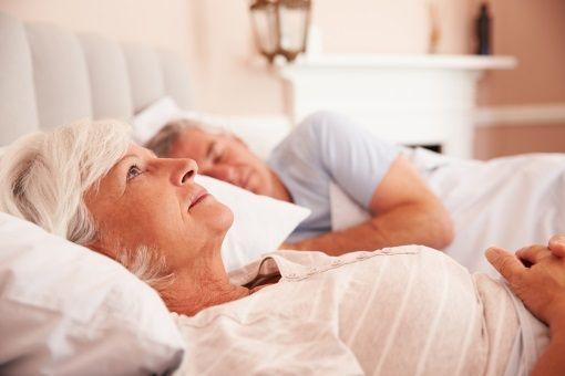 Ménopause insomnie