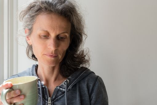 menopause tardive