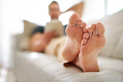 desquamation plante des pieds