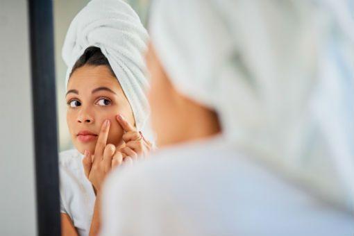 comment eliminer les points noirs du visage