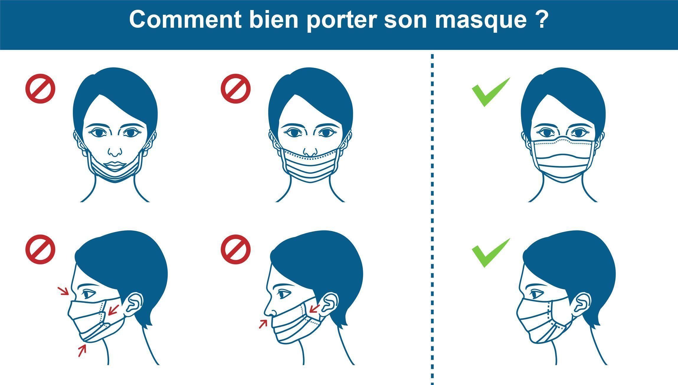 porter-masque