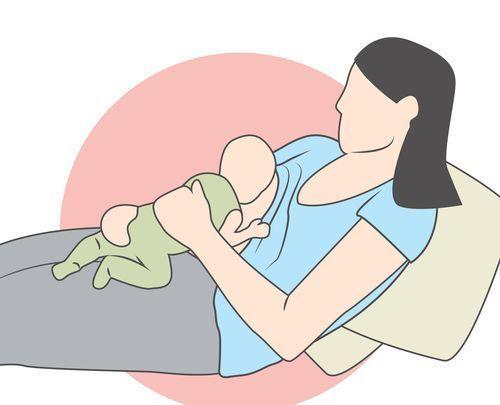 position biological nurturing - allaitement