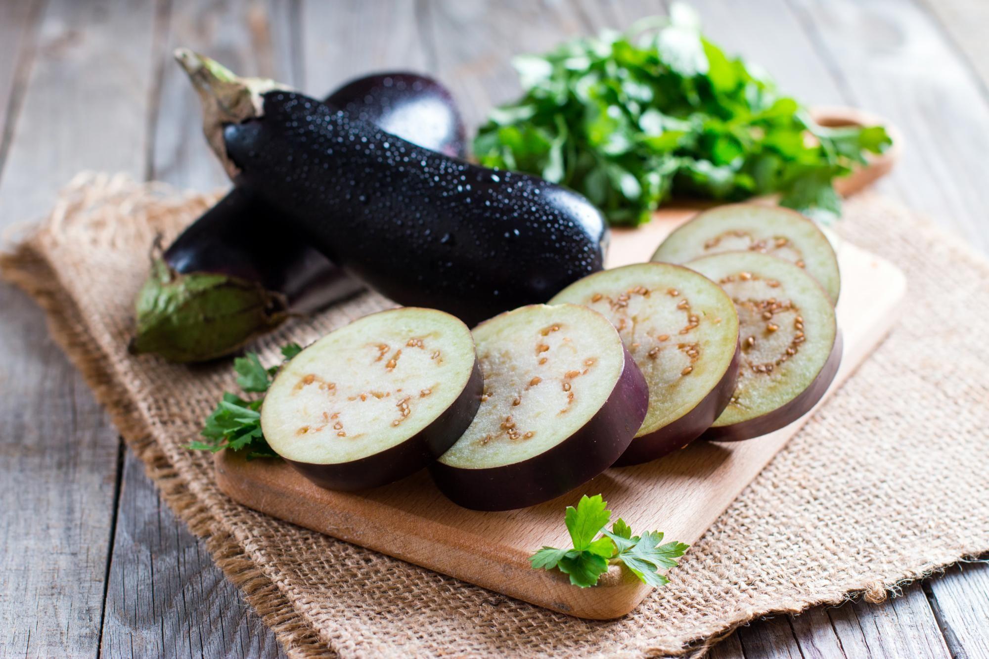 Quels sont les bienfaits de l'aubergine ?