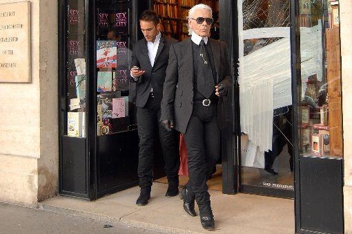 Régime Karl Lagerfeld