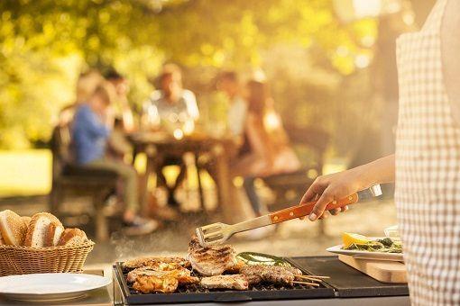 reussir barbecue