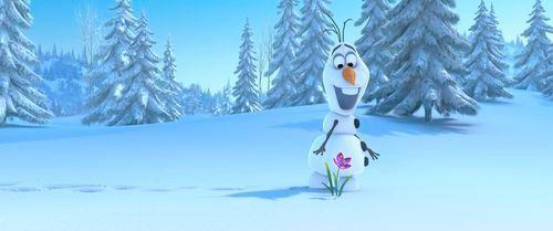 rêver de neige article