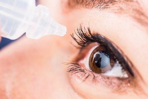 anti inflammatoire oeil