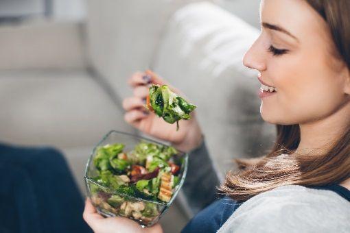 Syndrome prémenstruel et alimentation