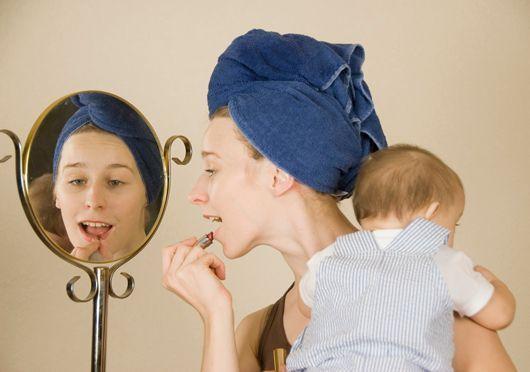 vanity beauté maternité