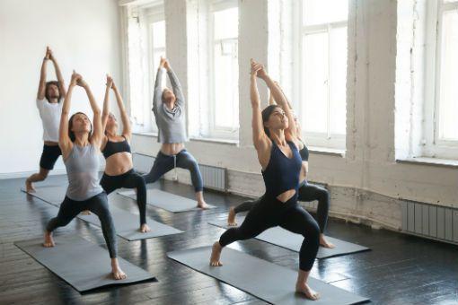 yoga marathon art