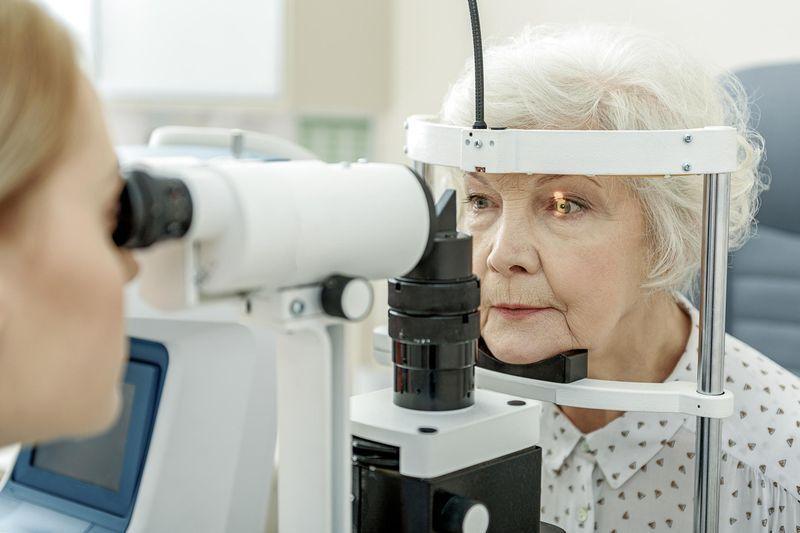 photothérapie DMLA