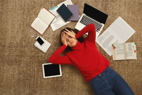 surmonter stress des exams (1)