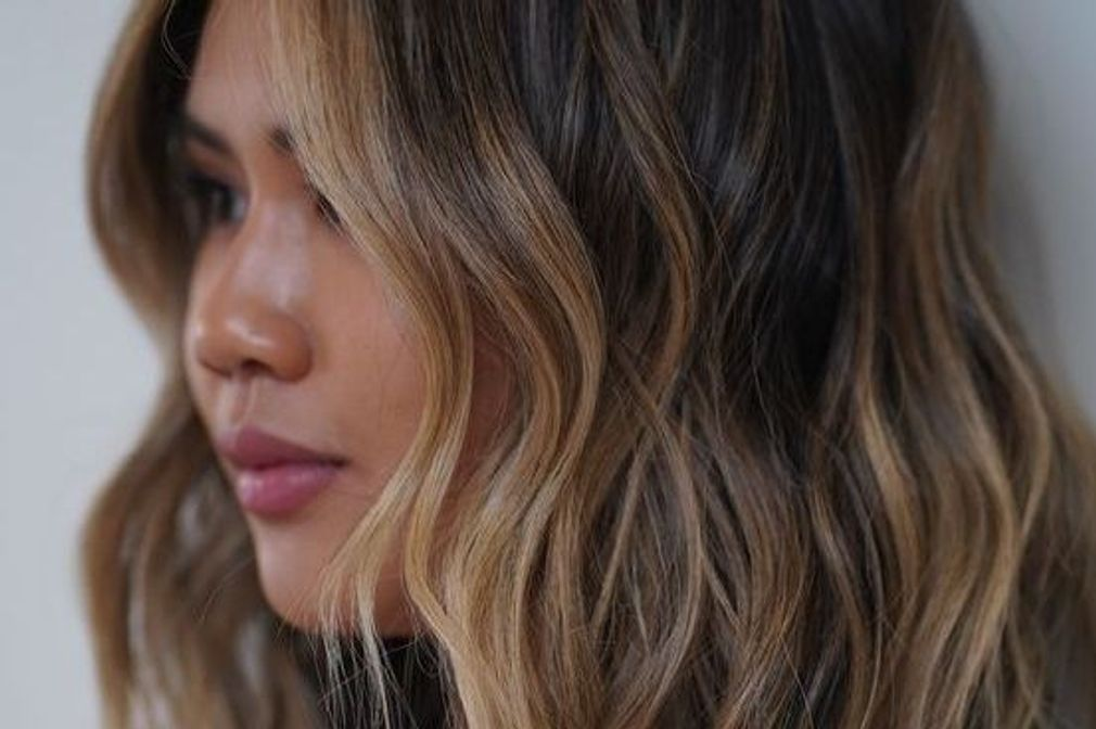 Contouring cheveux : 25 inspirations pour illuminer le visage