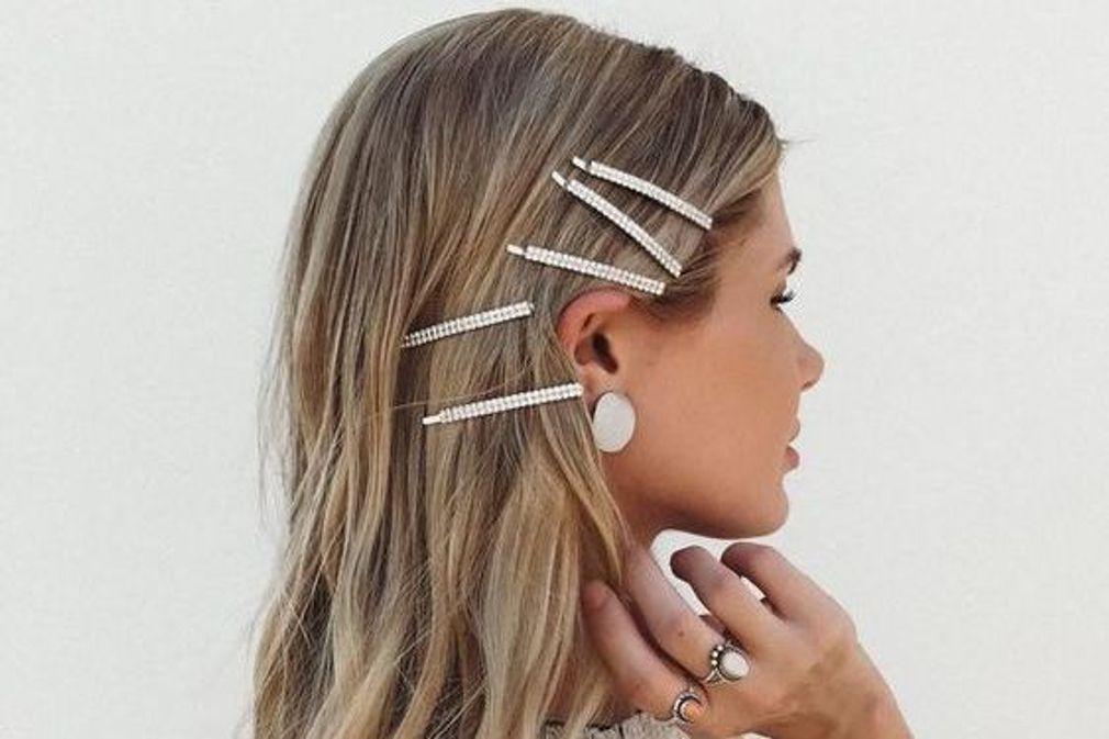 15 barrettes à cheveux pour accessoiriser sa chevelure