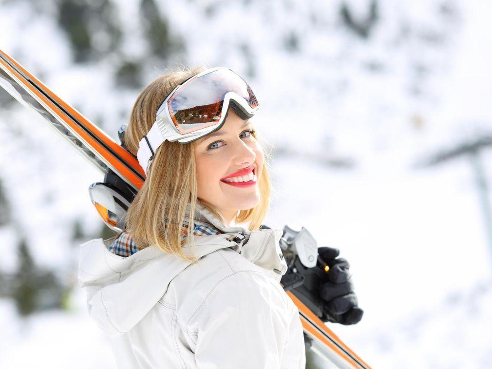 Ski : des soins pour chouchouter sa peau