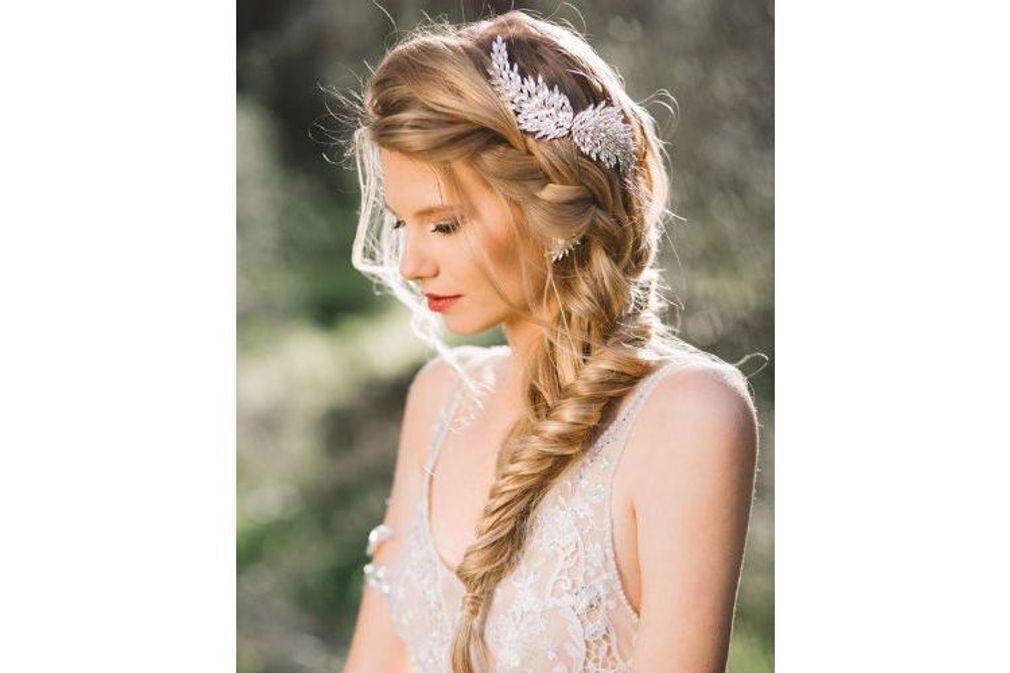 Bijoux de cheveux : 20 coiffures de princesse repérées sur Pinterest