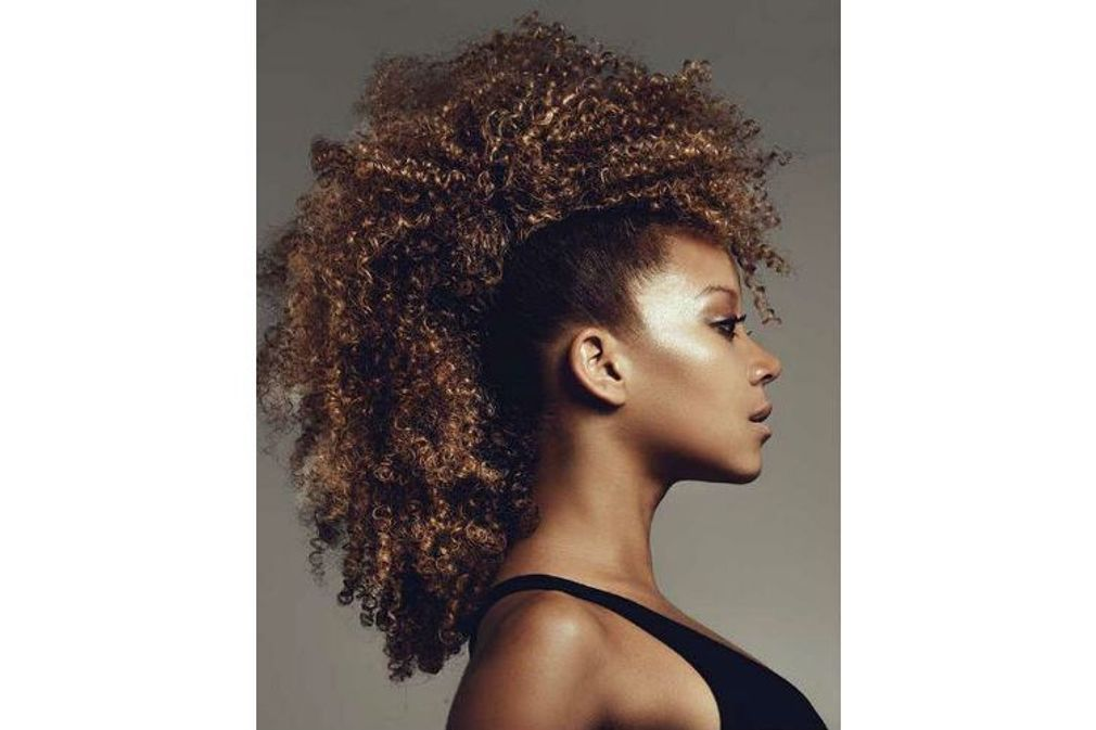coiffure africaine 12 mod les de coiffures afros inspirantes. Black Bedroom Furniture Sets. Home Design Ideas