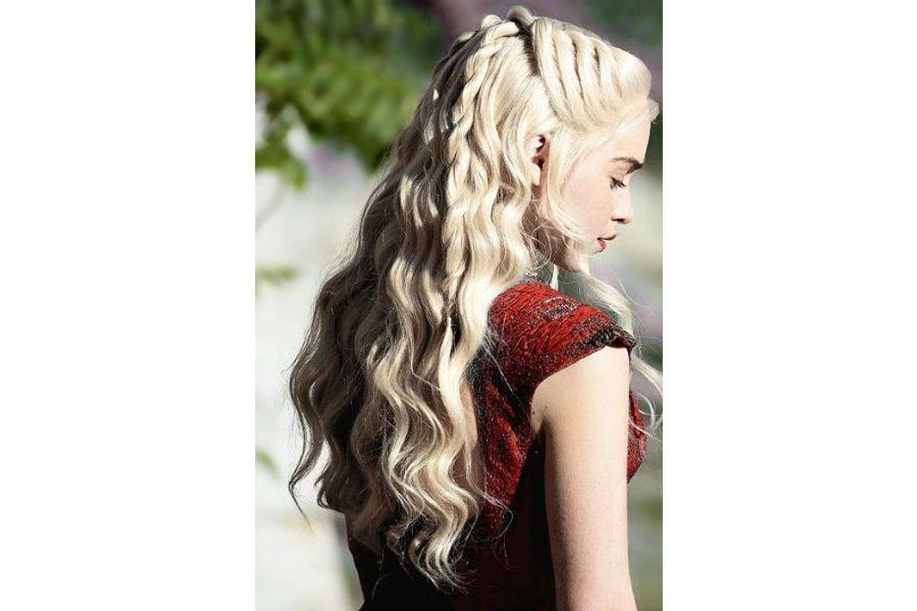 Les 20 plus belles coiffures de Game of Thrones