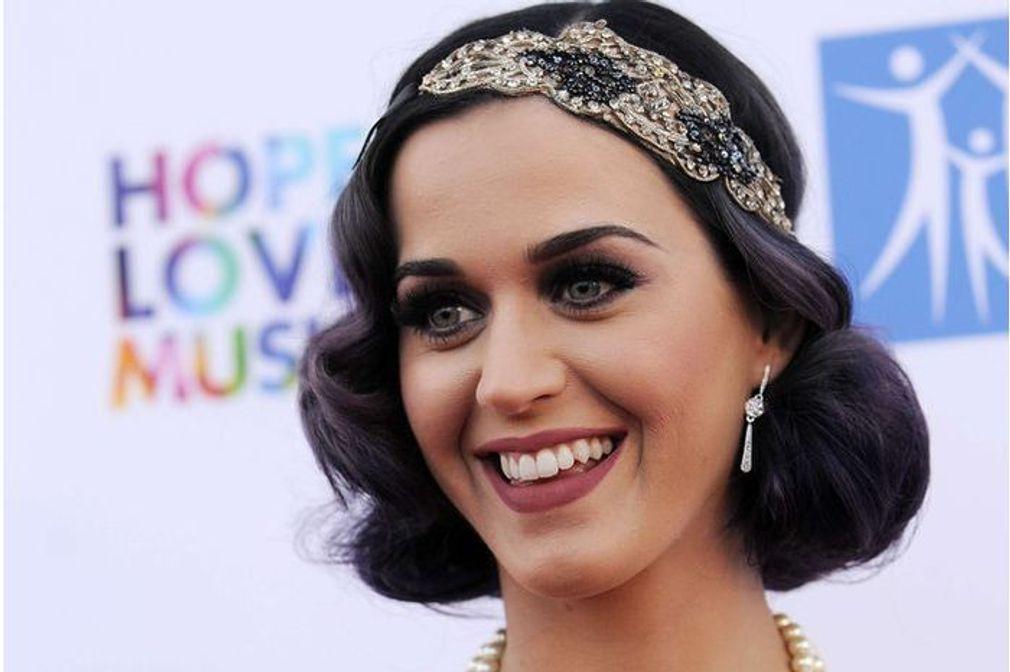 L'évolution capillaire de Katy Perry
