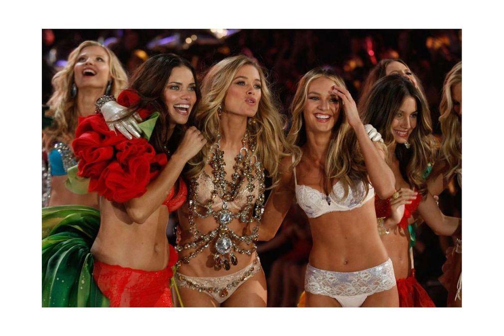 Victoria's Secret : un défilé d'anges diablement sexy