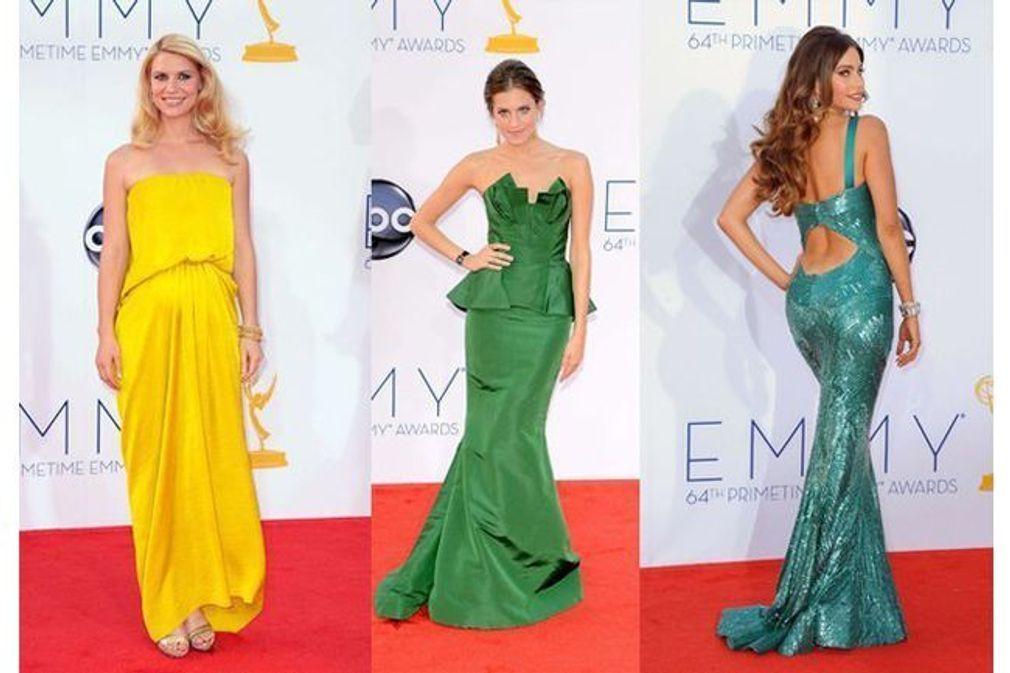 Emmy Awards 2012 : une cérémonie haute en couleurs