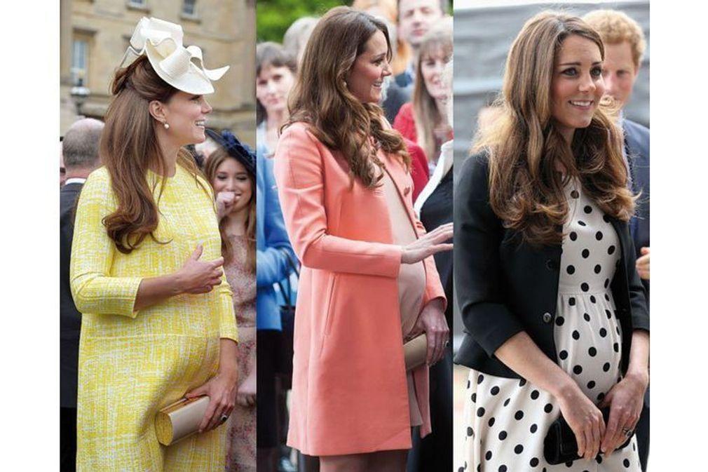 Kate Middleton : retour sur ses looks de femme enceinte