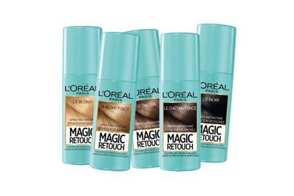 On a testé... Le spray Magic Retouch de L'Oréal Paris
