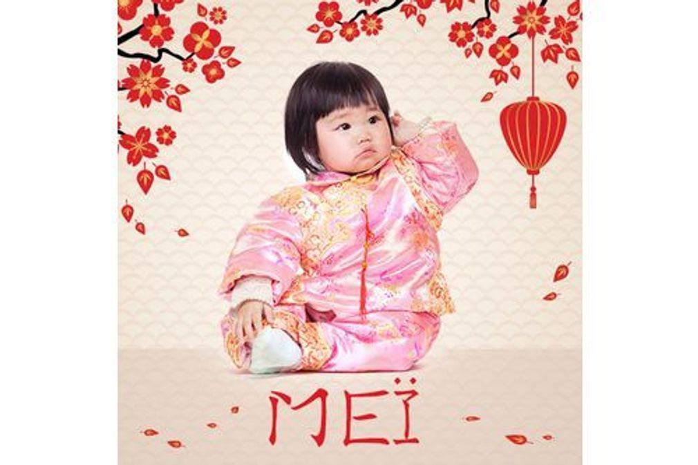 Le top 15 des prénoms chinois