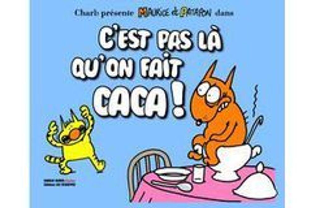 Quand Charb fait son pot