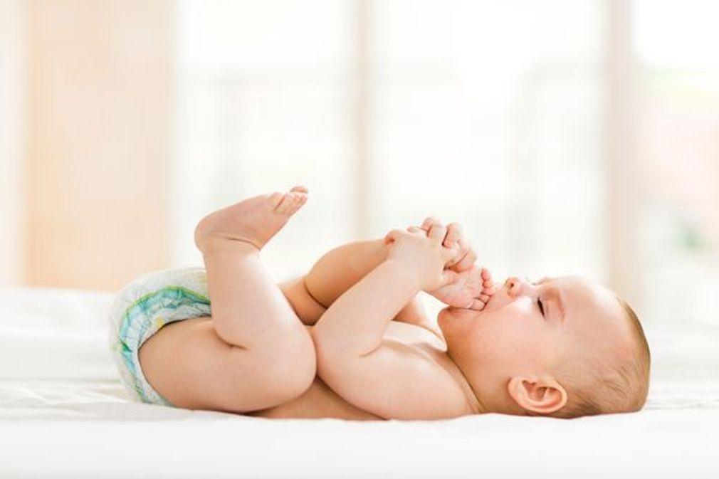 Que ressent bébé de la naissance à 1 an ?