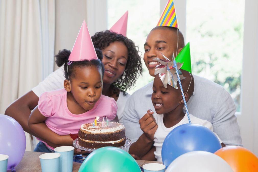 Confinement : fêter l'anniversaire de son enfant