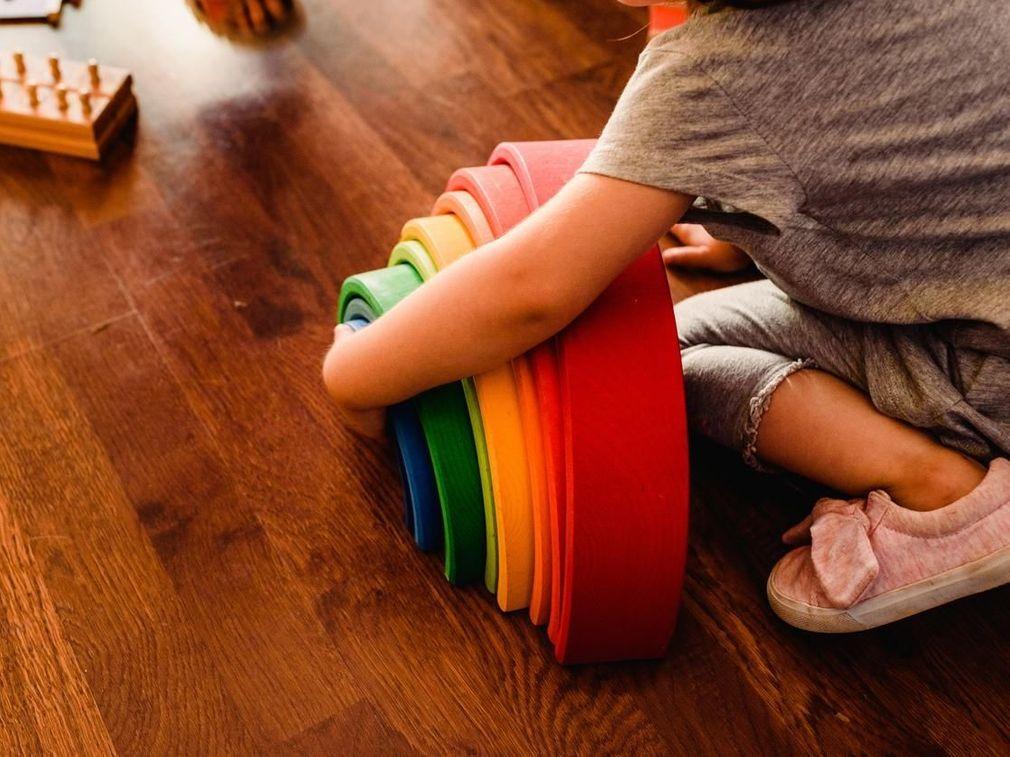 12 jeux pour initier les petits à la pédagogie Montessori