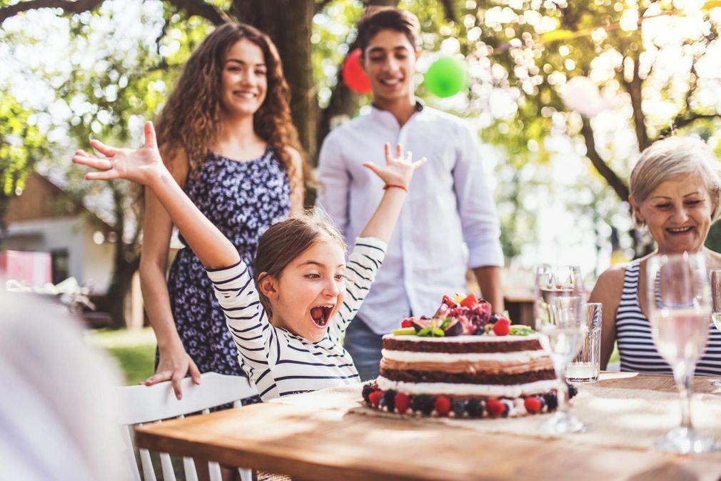 Gâteaux d'anniversaire : des idées simples, originales et rigolotes