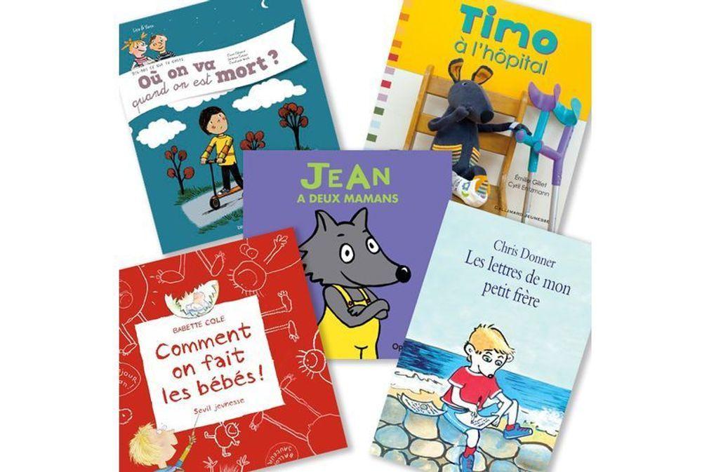 Les Livres Pour Tout Expliquer Aux Enfants Expliquer L