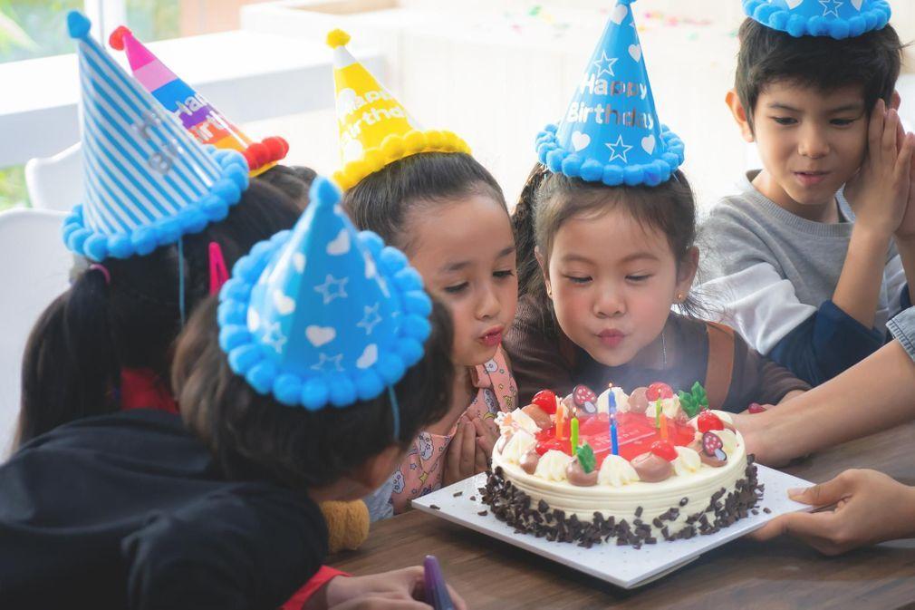 Petit appartement : Où fêter l'anniversaire de son enfant ?