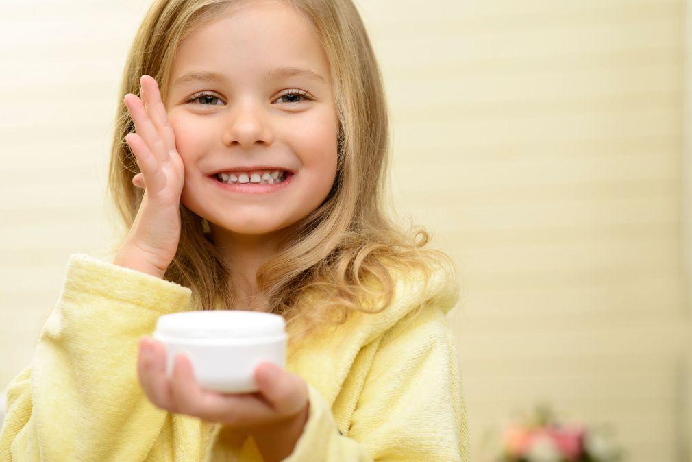 Notre sélection de soins et crèmes pour enfant et adolescent